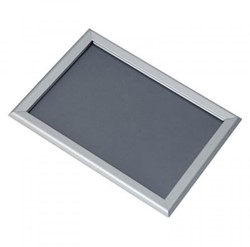 Kliklijst A1 32mm lijst aluminium frame em klikprofielen.