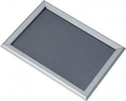 Kliklijst B1 70x100cm 25mm lijst aluminium frame en klikprofielen.
