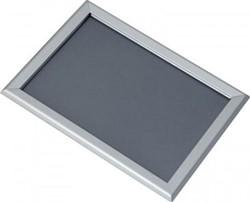 Kliklijst B2 50x70cm 32mm lijst aluminium frame en klikprofielen.
