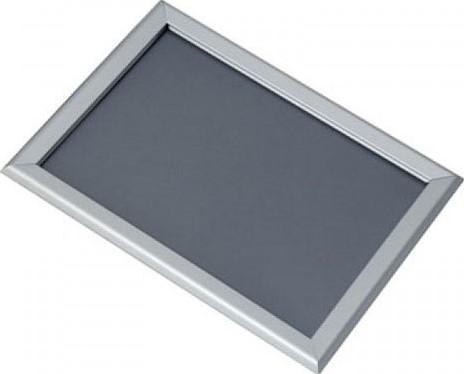 Kliklijst B2 50x70cm 32mm lijst aluminium frame en klikprofielen.(355008)