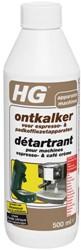 Ontkalker HG voor espresso en padkoffiezetapparaten 0.5 liter.