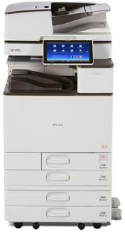 All-in-one kleurencopier Ricoh MP C3504.
