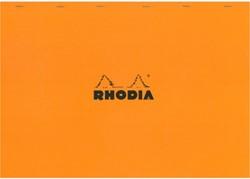 Schrijfblok Rhodia A3 - 80 vel 5mm geruit papier.