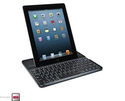 Toetsenbord/Keycover Kensington t.b.v. iPad (4e 3e 2e generatie) draadloos.
