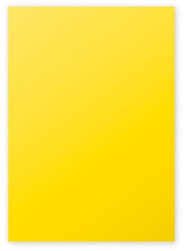 Gekleurd printpapier Pollen A4 120 grams zonnegeel 50 vel.
