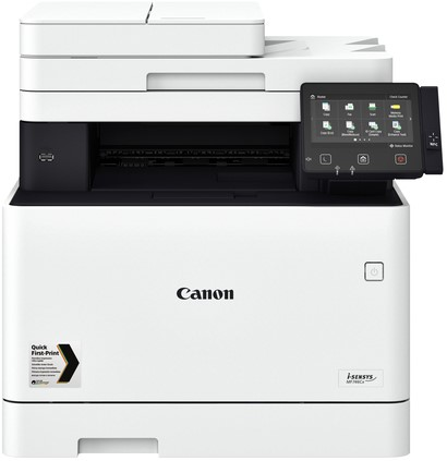 Multifunctional Canon I-Sensys MF746CX.