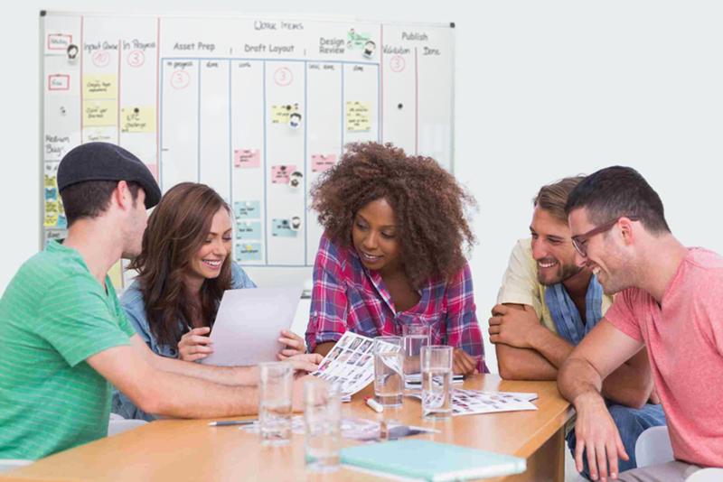 Beter overzicht, minder stress en meer focus dankzij een planbord.