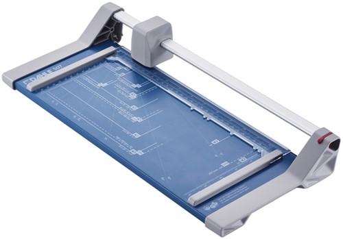 Rolsnijmachine Dahle 507 klassiek donkerblauw 32cm.