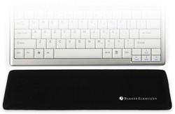 Polssteun Bakker-Elkhuizen Trapezium Wrist Rest Compact voor toetsenbord.