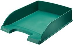 Brievenbak Leitz 5227 Plus A4 groen.