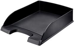 Brievenbak Leitz 5227 Plus A4 zwart.