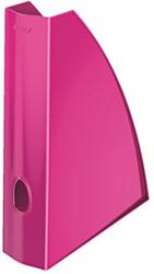 Tijdschriftcassette Leitz 5277 WOW A4 roze.