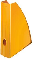 Tijdschriftcassette Leitz 5277 WOW A4 oranje.