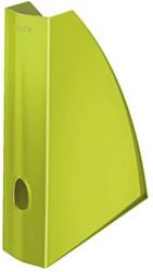 Tijdschriftcassette Leitz 5277 WOW A4 groen.