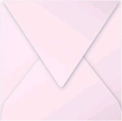 Gekleurde envelop Pollen 140x140mm 120 grams roze 20 stuks.