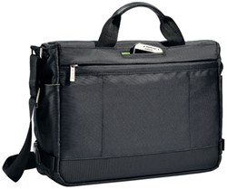 Laptoptas Leitz Messenger Smart Traveller 15.6 inch zwart/groen.