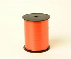Cadeauband spoel 10mmx250meter oranje kleur 12.