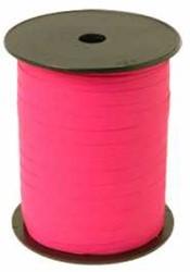 Cadeauband spoel 10mmx250meter fuchsia kleur 13.