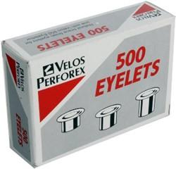 Ringen Velos nr.2 500 stuks diameter 4.7mm lengte 4.2.