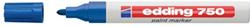 Lakmarker Edding 750 lichtblauw.