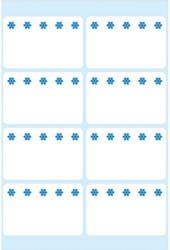 Etiket Herma #3770 26x40mm tbv diepvries wit 10 stuks