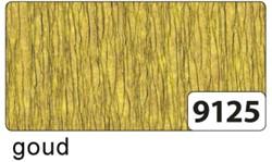 Crepepapier Folia 250x50cm #9125 goud.