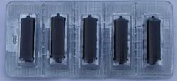 Inktrol zwart t.b.v. etiketteertang Open Data C6/C8/S14/C17/C20.