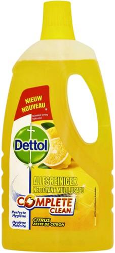 Allesreiniger Dettol Citrus 1 liter.