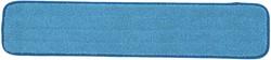 Vlakmop Rubbermaid bi-power 43.5x14cm blauw.