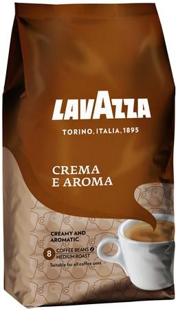 Koffie Lavazza bonen Crema & Aroma 1000 gram.