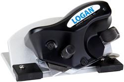 Passe-partoutsnijder Logan 4000 inschuifbaar en kantelbaar mes.