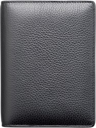 Agenda omslag Succes Mini model Cadiz incl. inhoud 2018 7d/2pag - Mat rundleer in de kleur zwart - mechaniek: 15mm OM203CI02.18.