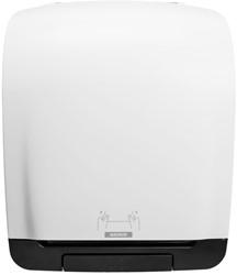 Handdoekrol Dispenser Katrin System wit 403x335x216mm kunststof.