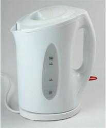 Waterkoker Domo wit 1.7 liter.