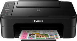 All-in-one inkjet printer Canon Pixma TS3150 A4 wifi zwart.