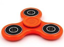 Fidget Spinner oranje.