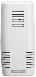 Luchtverfrisser Dispenser Katrin Easy wit 192x94x80mm kunststof.