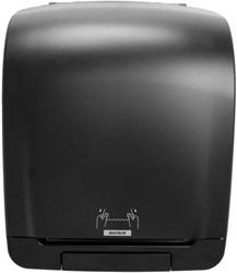 Handdoekrol Dispenser Katrin System zwart 403x335x216mm kunststof.