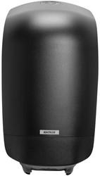 Handdoekrol Dispenser Katrin S zwart 344x186x174mm kunststof.