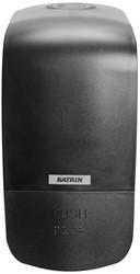 Zeep Dispenser Katrin 500ml zwart 204x100x125mm kunststof.
