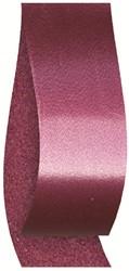 Cadeauband spoel 10mmx250meter bordorood kleur 21.