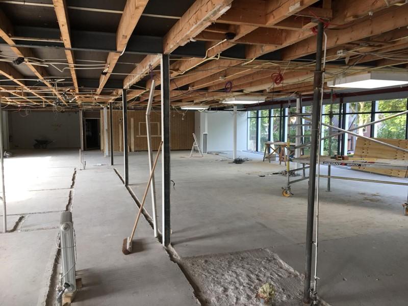Verbouwing Dijkgraaf-Rijsdorp blog 4