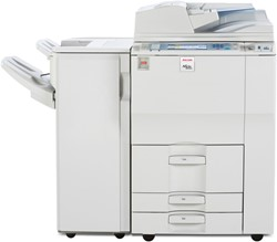 All-in-one copier Ricoh MP 6001.