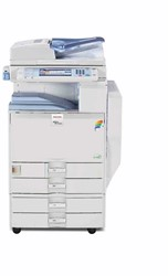 All-in-one copier Ricoh MP 4000.
