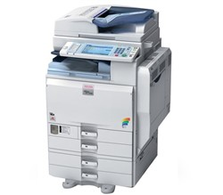 All-in-one kleurencopier Ricoh MP C3001.