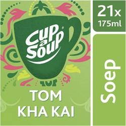 Unox Cup-a-soup Tom Kha Kai 21 x 175 ml.