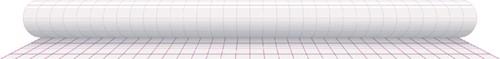 Kaftplastic Boeklon 50cmx5m zelfklevend transparant.