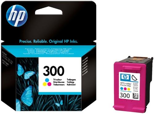 Inktcartridge HP CC643EE 300 kleur.