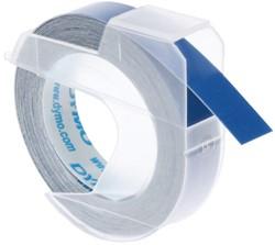 Tape Dymo 9mm x 3m blauw 3D.