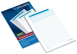 Orderboek Atlanta A5415-010 A5 50x2 vel.